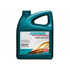 Масло  Addinol 0540 Super Light 5w40 синтетика 4л =
