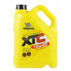 BARDAHL XTC 10w40 A3/B4 SL/CF полусинтетика 5л (мот.масло) 36243=