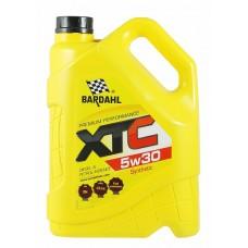 BARDAHL XTC  5w30 C3  синтетика 5л (мот.масло) 36313=