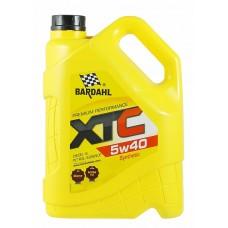BARDAHL XTC  5w40 A3/B4  синтетика 5л (мот.масло) 36163=