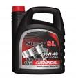 CHEMPIOIL Super SL 10w40 А3/В3 полусинтетика 4л (мотор.масло)=
