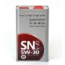 Fanfaro for TOYOTA, LEXUS 5w30 SN 4л (мотор.масло)=