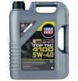 39041 Liqui Moly 5w40 TopTec 4100 синтетика 5л АКЦИЯ (мотор.масло)=