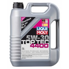 3751/2322 Liqui Moly 5w30 TopTec 4400 синтетика 5л (мотор.масло)=