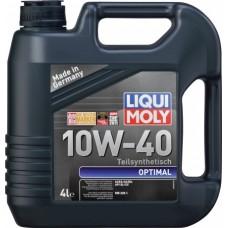 3930 Liqui Moly Optimal Бензин 10w40 полусинтетика 4л (мотор.масло)=