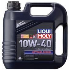 3934 Liqui Moly Optimal Дизель 10w40 полусинтетика 4л (мотор.масло)=
