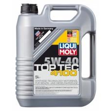 7501 Liqui Moly 5w40 TopTec 4100 синтетика 5л (мотор.масло)=