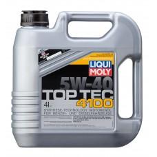 7547 Liqui Moly 5w40 TopTec 4100 синтетика 4л (мотор.масло)=