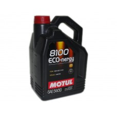 MOTUL 8100 Eco-Nergy  5w30 cинтетика 5л (мотор. масло)=