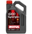 MOTUL 6100 Synergie Plus 10w40 техносинтез 4л (мотор. масло)=