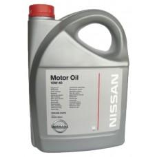 NISSAN 10w40 SL 5л (мотор. масло)=