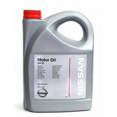 NISSAN  5w30 SL  5л (мотор.масло)=