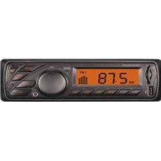 Автомагнитола ORION DHO-1600U янтарн. подсв. USB, SD/MMC 4х40Вт=