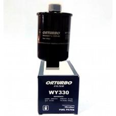 Фильтр топл ORTURBO WY-330 ВАЗ инжект.(гайка)=