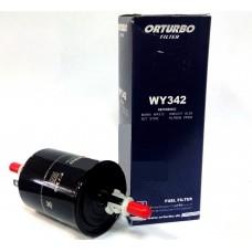 Фильтр топл ORTURBO WY-342 Нива Шевроле,Калина=