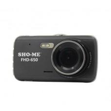 Видеорегистратор SHO ME FHD-650 2 камеры =