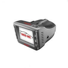 Радар детектор + видеорегистратор SHO ME Combo Wombat A7=
