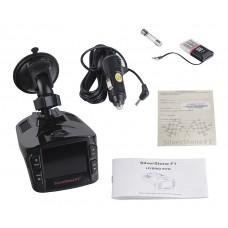 Радар детектор + видеорегистратор SilverStone F1 HIBRID EVO c GPS=