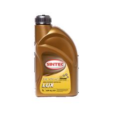 SINTEC Люкс 10w40 SL/CF полусинтетика 1л (мотор.масло)=