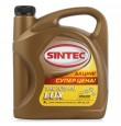 SINTEC Люкс 10w40 SL/CF полусинтетика 4л (мотор.масло)=