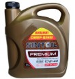 SINTOIL Премиум 10w40 SL/CF полусинтетика 5л (мотор.масло)=