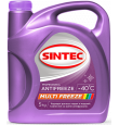 Антифриз SINTEC Multi Freeze 5кг =