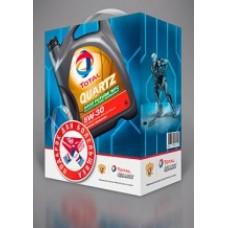TOTAL 9000 5w30 Future NFC синтетика 4л АКЦИЯ +шарф (мотор. масло)=