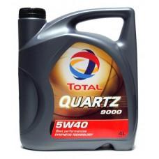 TOTAL 9000 5w40 синтетика 4л (мотор.масло)=
