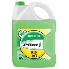Антифриз PILOTS Green Line -40* зеленый 10кг=