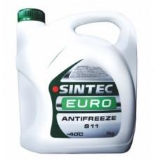 Антифриз SINTEC Euro G-11  5кг зеленый=
