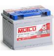 Аккумулятор MUTLU Silver серый 60 А прям. поляр=