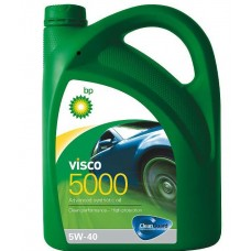 Масло  BP Visco  5000 5w40 синтетика 4л =