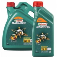 Castrol  Magnatec Dualock А5/В5  5w30 синтетика 4л+1л АКЦИЯ (мот.масло)=
