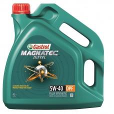 Castrol  Magnatec В4 DPF Diesel 5w40 синтетика 4л (мот.масло)=