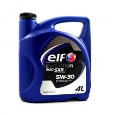 ELF  Evolution 900 SXR 5w30 синтетика 4л (мотор.масло)=
