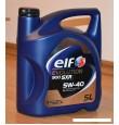 ELF  Evolution 900 SXR 5w40 синтетика 5л (мотор.масло)=