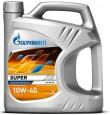 Gazpromneft Супер 10w40 SG/CD полусинтетика 4л (мотор.масло)=