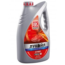 Лукойл Супер  5w40 SG/CD полусинтетика 4л АКЦИЯ (мотор.масло)