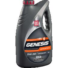 Лукойл Genesis Armortech HK 5w30 A3/B4 синтетика 4л АКЦИЯ (мотор.масло)=