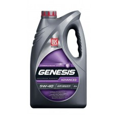 Лукойл Genesis Advanced  5w40 SN синтет техн. 4л (мотор.масло)=