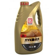 Лукойл Люкс  5w30  синтетика SL 4л АКЦИЯ (мотор.масло)=