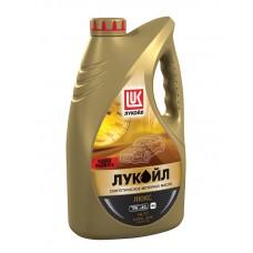 Лукойл Люкс  5w40  синтетика SN 4л АКЦИЯ (мотор.масло)=