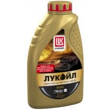 Лукойл Люкс  5w40  синтетика SN 1л АКЦИЯ(мотор.масло)=