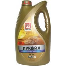 Лукойл Люкс 10w40 полусинтетика 4л АКЦИЯ (мотор.масло)=