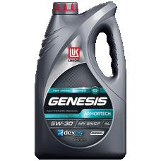 Лукойл Genesis Armortech Diesel  5w30  синтетика 4л (мотор.масло)=