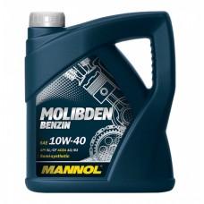 MANNOL  МОs бензин 10w40 полусинтетика 4л. (мотор.масло)=