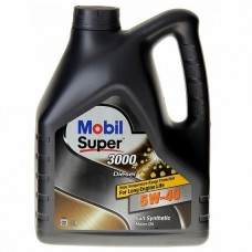 Mobil Super 3000 Diesel 5w40 синтетика 4л (мотор.масло)=