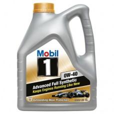 Mobil 1 FS 0w40 синтетика 4л (мотор.масло)=