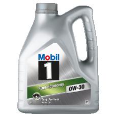 Mobil 1 FE синтетика 0w30 4л (мотор.масло)=