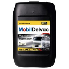 Mobil Delvac MX Extra 10w40 20л полусинтетика дизель (масло)=